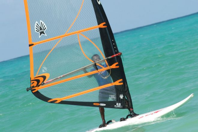 Bluebay Beach Resort & Spa windsurfing