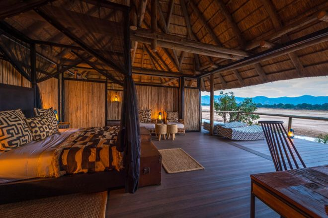 Chamilandu Room View
