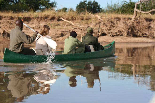 Chikoko Trails Canoe