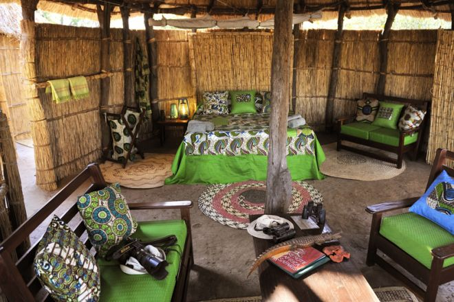 Chikoko Trails Crocodile River Camp Room