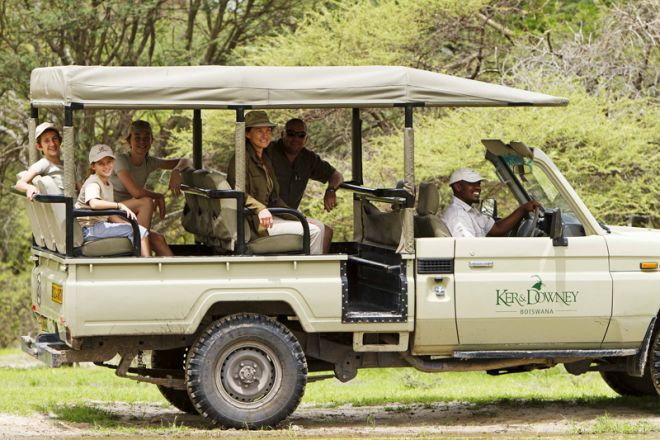 Footsteps Camp Young Explorers Family Game Drive