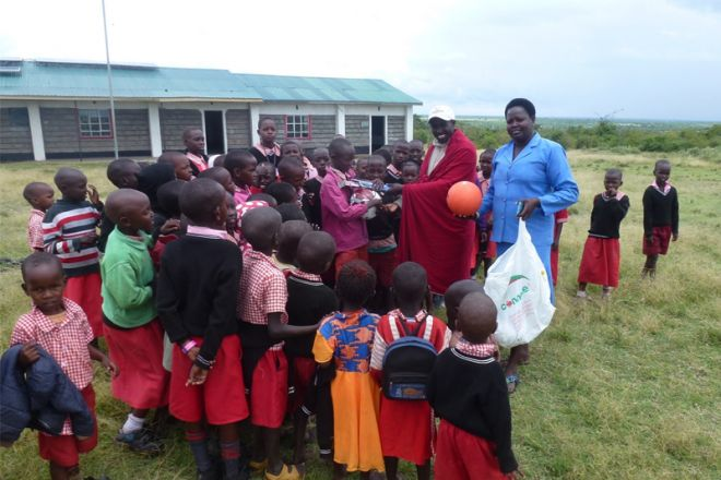 Kicheche Valley Camp School Donations