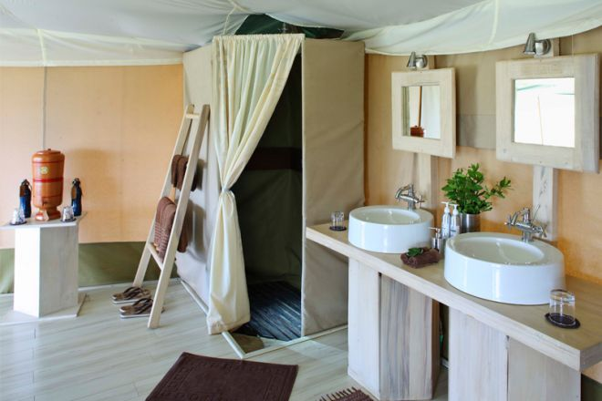 Kicheche Valley Camp Bathroom