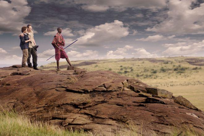 Kicheche Mara Camp Walking Safari Joseph Sengeny