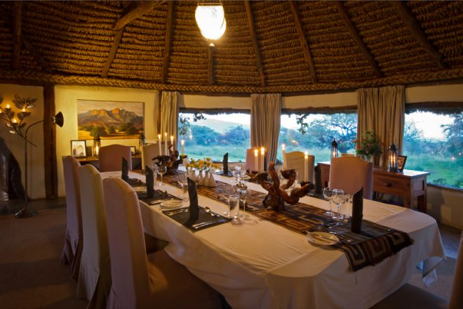 lewa-house-dining