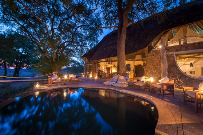 Luangwa Safari House Pool
