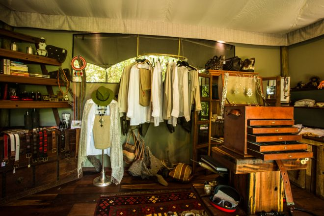 Mara Plains Camp Boutique