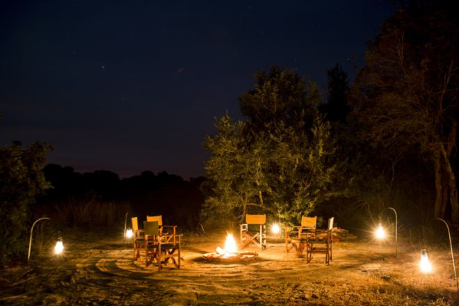 Musekese Camp Fire Pit