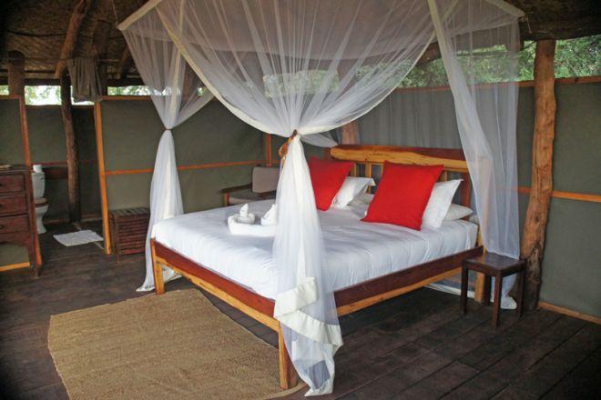 Musekese Camp Camp Room