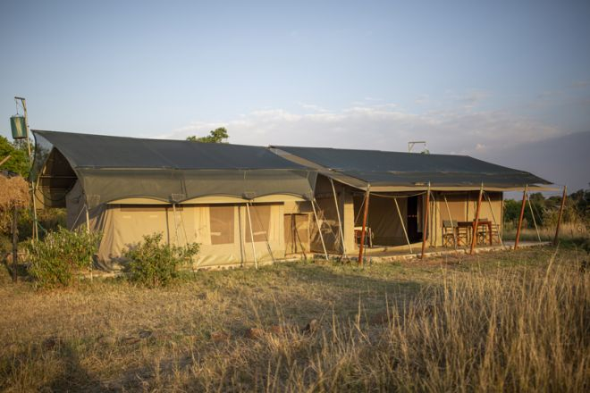 Offbeat Mara Camp Family Tent