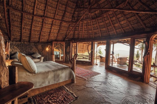 Ol Malo House Room