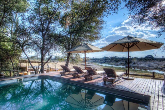 Savute Safari Lodge Pool