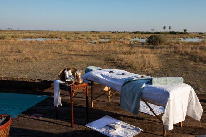 Selinda Camp Massage