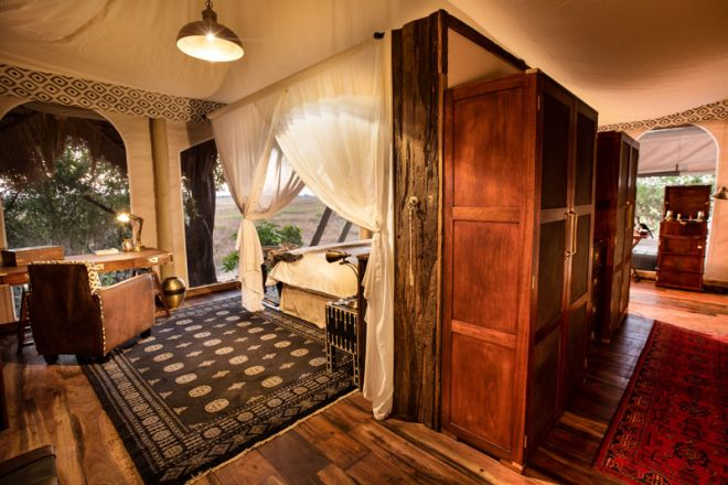 Selinda Camp Room