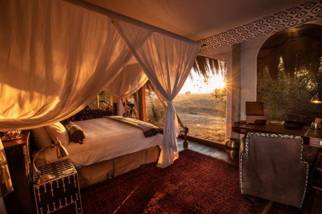 Selinda Camp Room View