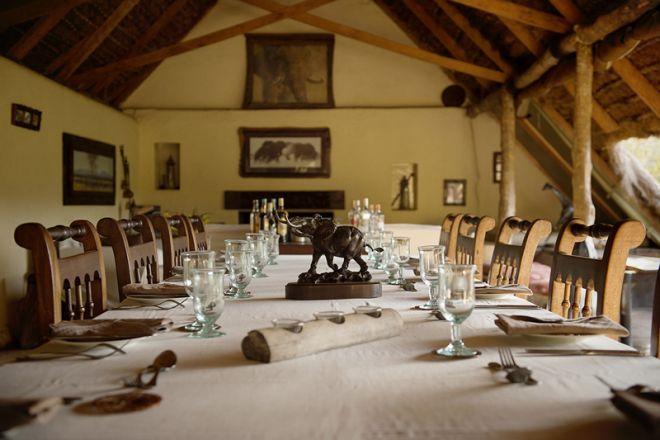 Serian The Original dining