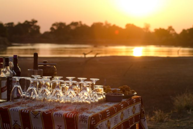 Shenton Safaris Sundowner