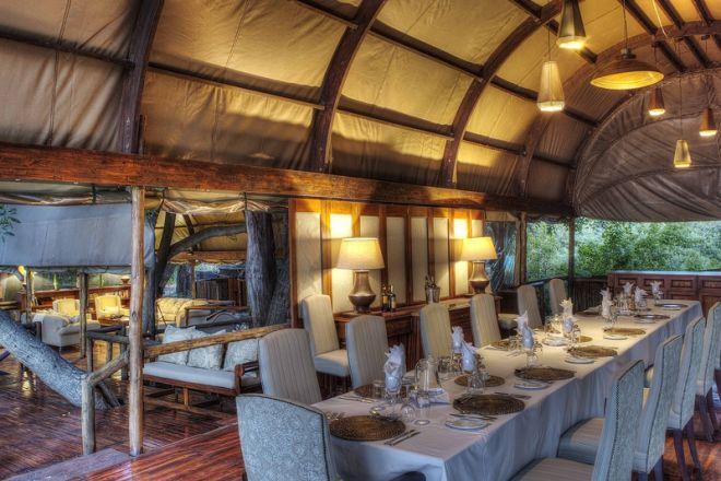 Shinde Camp & Enclave Dining
