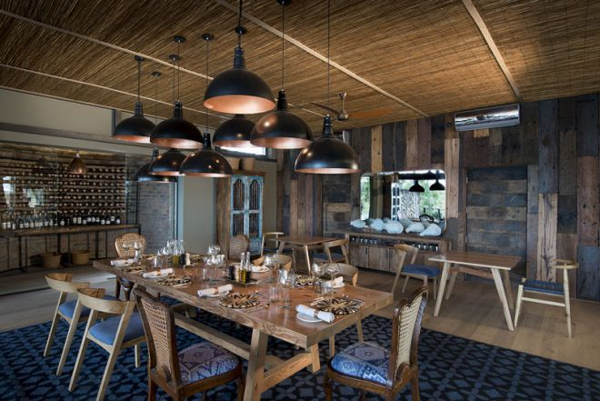 Thorntree River Lodge Dining