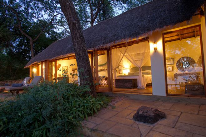 Tongabezi Lodge Honeymoon House