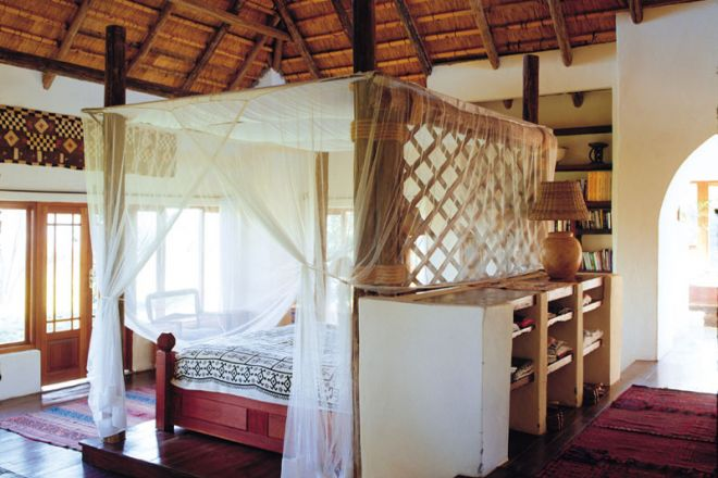 Tongabezi Lodge Tangala House Bedroom