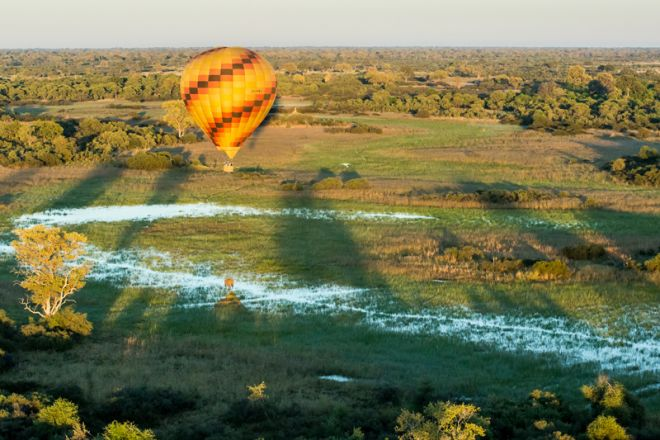 Vumbura Plains Hot Air Balloon