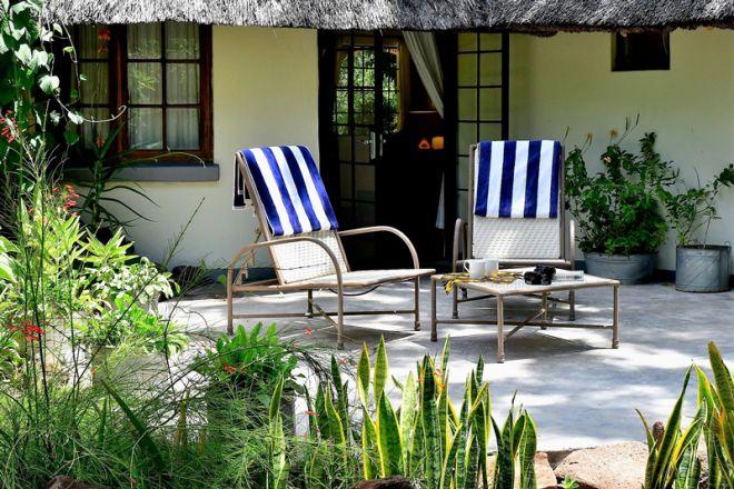 Waterberry Lodge Room Terrace