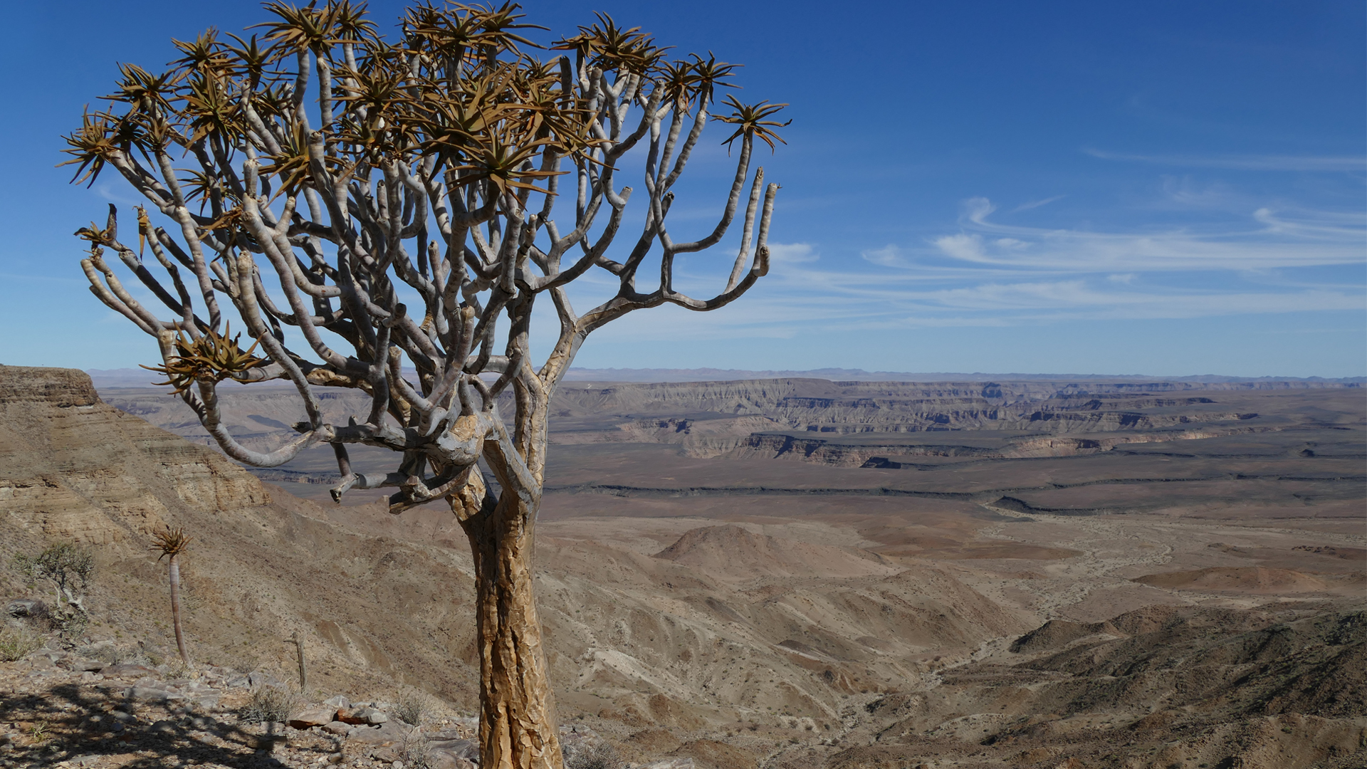namibia regions fish river canyon