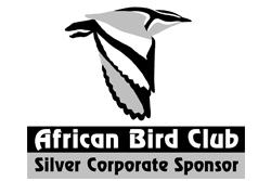 Responsible Tourism African bird club silver sponsor logo