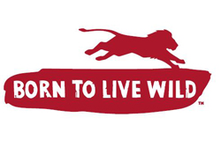 Responsible Tourism born to live wild logo