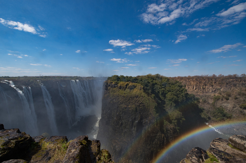 zambia regions victoria falls and the upper zambezi rainbow