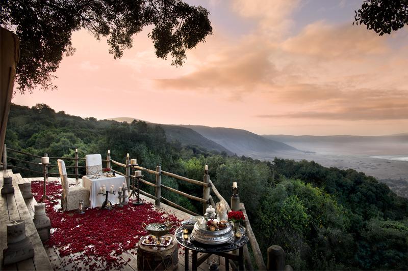 &Beyond Ngorongoro Crater Lodge thumbnail