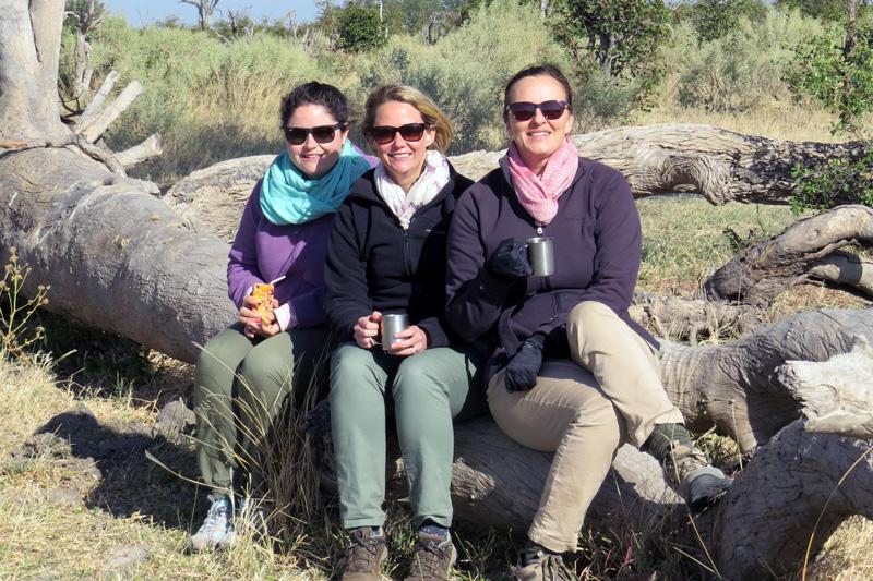 2-Fran-Michele-Julia-on-safari